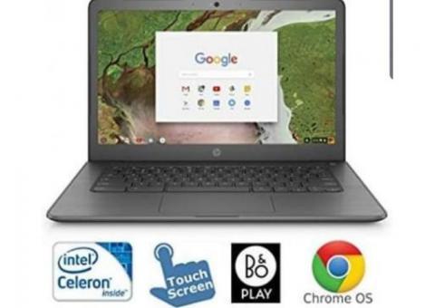 HP Chromebook 14 [Brand new in original packaging] 14-ca061dx Intel Celeron TOUCHSCREEN
