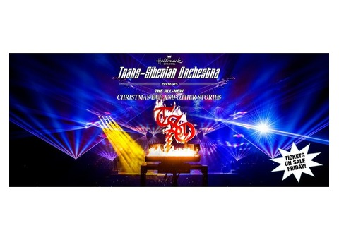 Tickets to Trans-Siberian Orchestra 12/21