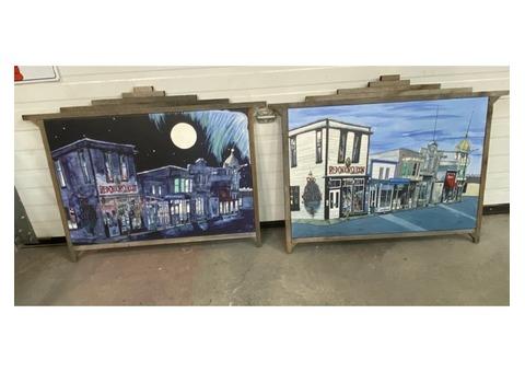 Jim Robb Canvas Prints